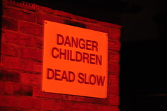 Dangerous children? Slow children? Zombie chil...