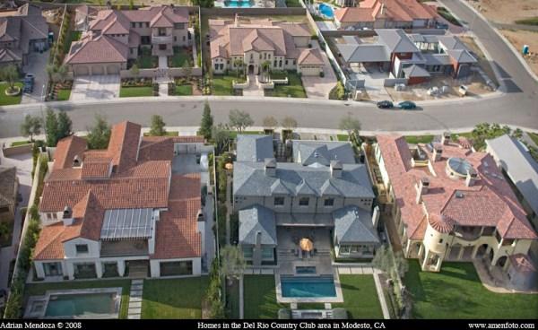 sprawl in San Joaquin