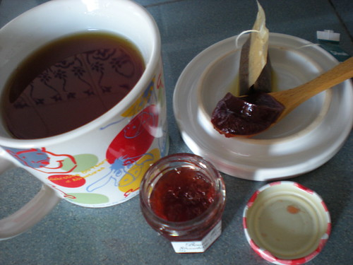 Strawberry Preserve Tea (1)