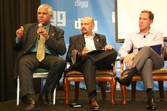 Wedge Politics Panel at DNC
