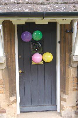 grans front door