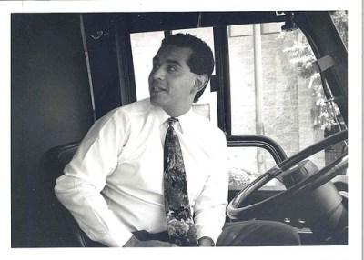 SCRTD Board Member Antonio Villaraigosa