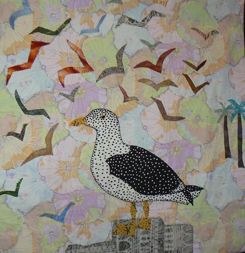 Western Sea Gull by Jean Dunn