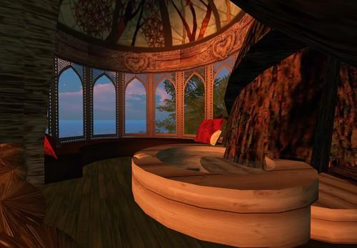 Redwood Cottage Sunroom