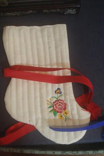韓國傳統襪 1