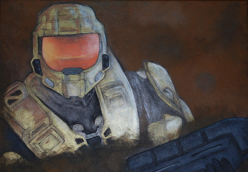 Master Chief by Tyler