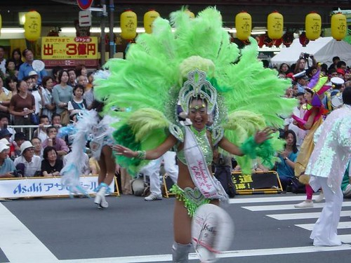 Asakusa Samba by bloompy