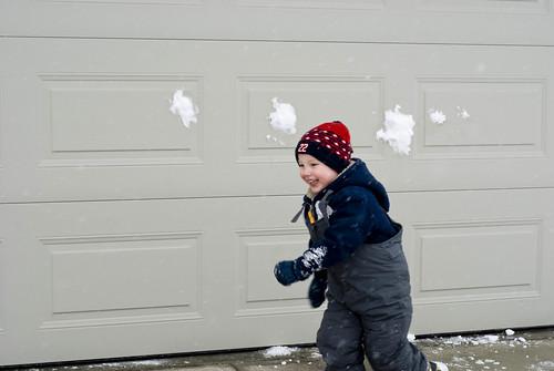 snowsticking