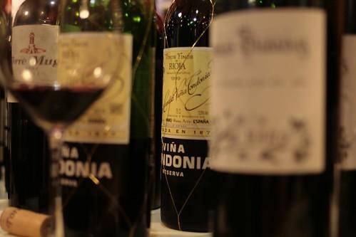 Rioja WIne Tondonia