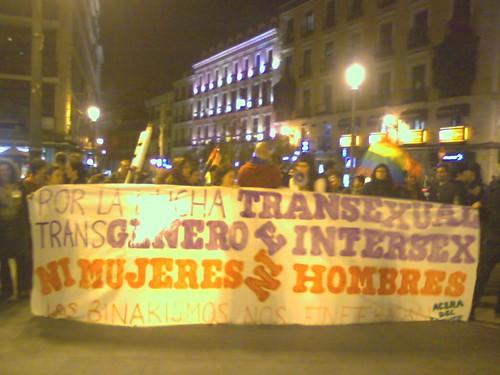 Manifestación 11-10-08 Madrid