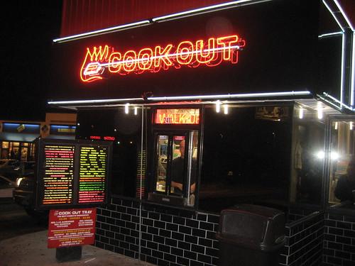 Image result for cookout north carolina