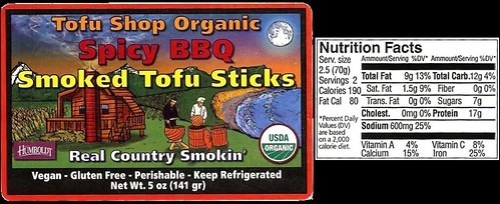 Spicy BBQ Smoked Snack Sticks