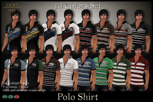 Polo Shirt Full Pack