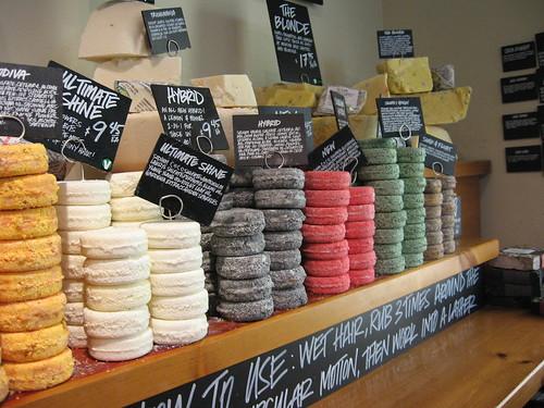 soap macarons