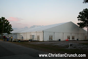 Florida Healing Revival and Outpouring has moved to a semi-permanent building, the tent of the Lord! It is at the Sun-n-Fun Museum at Lakeland Linder Regional Airport in Lakeland, Florida