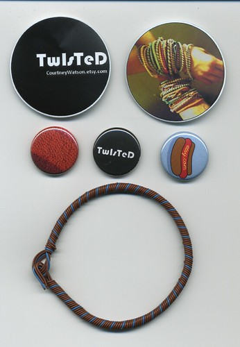 Twisted schwag