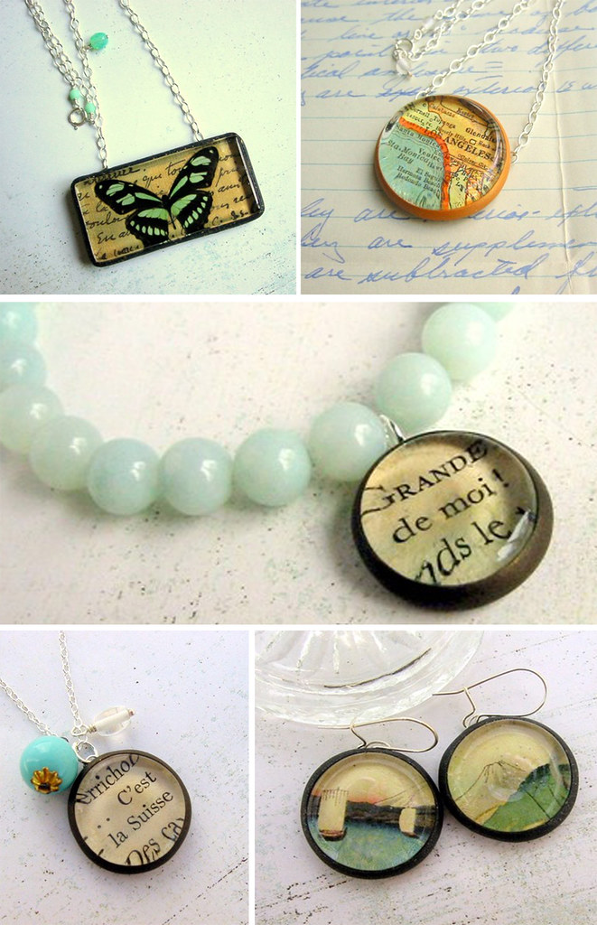 Etsy Take Five Tuesdays {10 Today!}