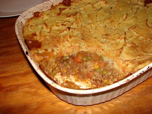 Shepherds Pie Surprise