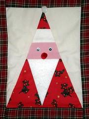 Santa part of hanging-1