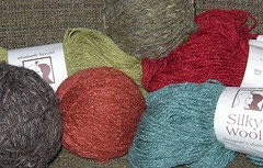 composed mitts yarn?