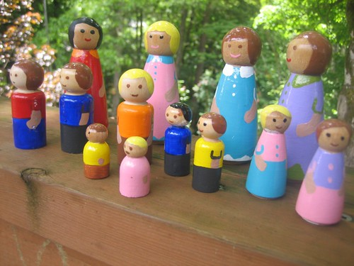 My Wooden People