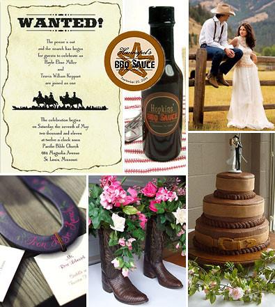 Western Wedding Theme ideas  Advice  Project Wedding
