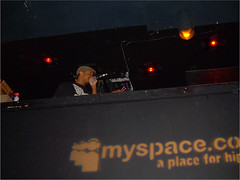 Trek Life holding it down @ Nas MySpace Show