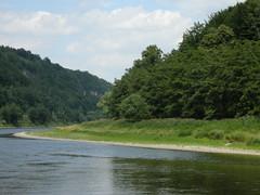 decin_274Labe (Elbe) between Decin and Hrensko