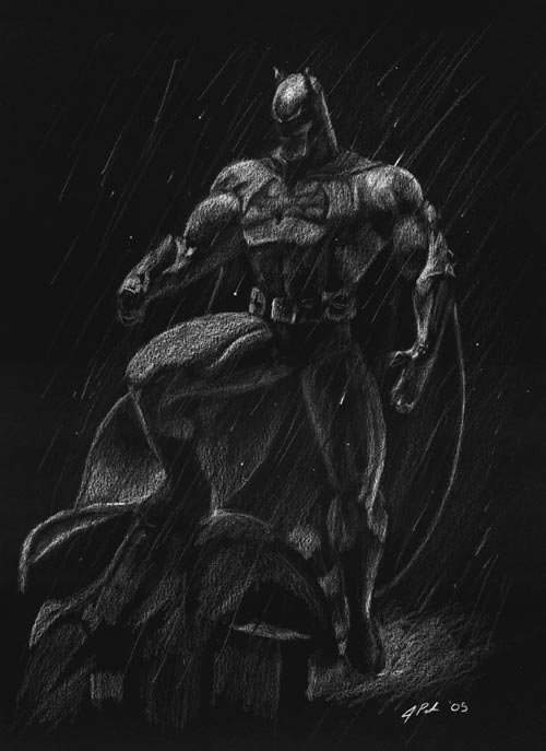 Batman by J T Park