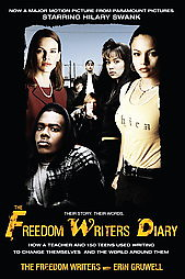 freedom writers diary cover