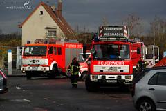 Feuer im Metro-Markt Kastel 10.11.08