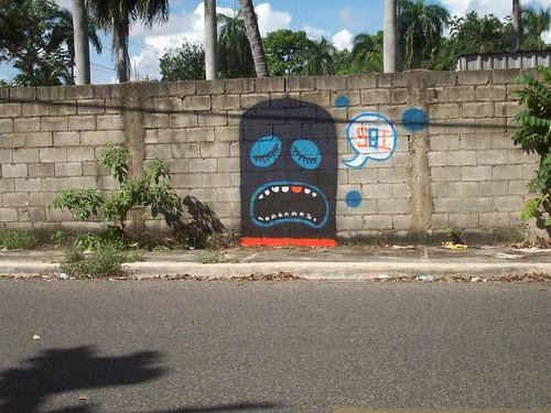 dominican urban art
