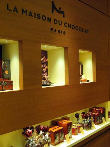 La Maison Du Chocolat Wall Street by you.