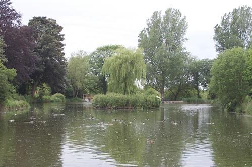 Jubilee Lake, Wootton Bassett