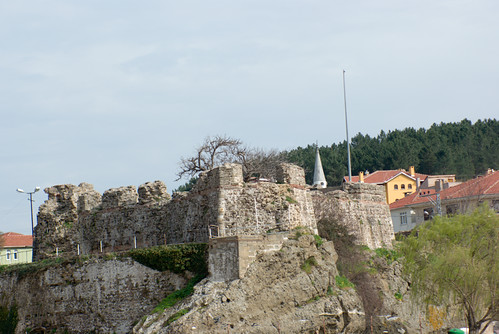 Riva castle, istanbul, pentax k10d