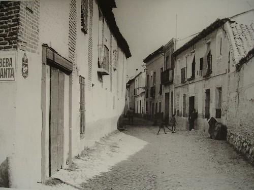 Calle cardenal tenorio desde siete esquinas