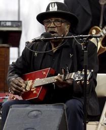 foto Bo Diddley