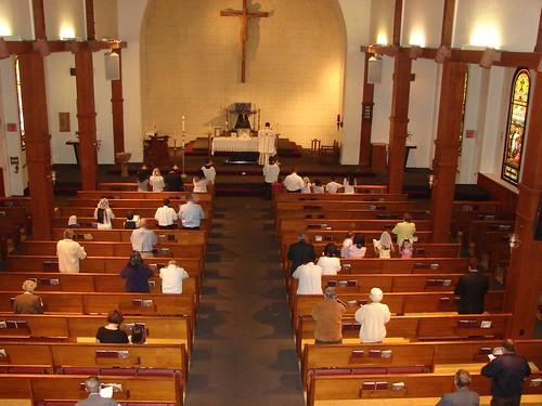 The Gregorian Rite in Chico, California | New Sherwood