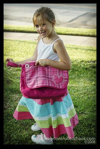 A bag just like Sharpay's!
