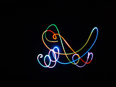 Experiments with Long exposure  and lights-033