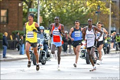 NYC Marathon 2008 - the winner! Brasil