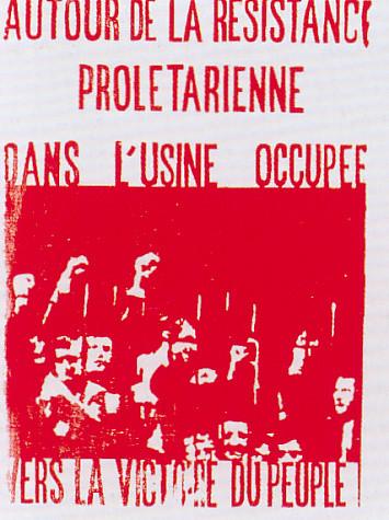Atelier Populaire - proletarienne by foncercolor.