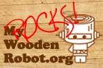 Head Over to MyWoodenRobot.org