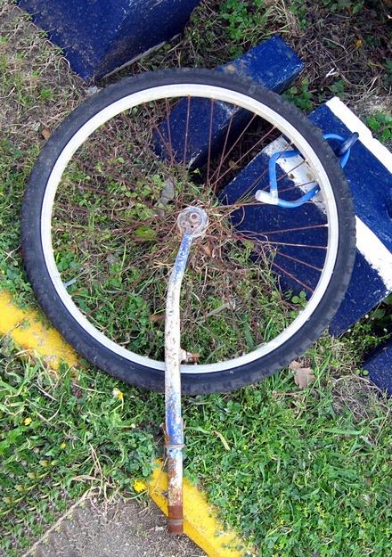 Ruota di bicicletta (Anonimo)