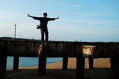 i think... i can fly...