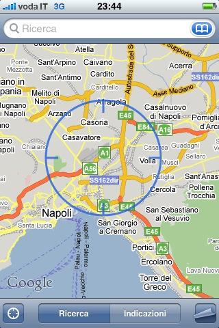 Gsm geo tracking