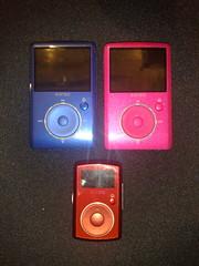 151020081052 new sansa fuze and sansa clip from sandisk