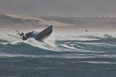 Coast Guard 47 Motor Lifeboat by MikeBaird on Flickr