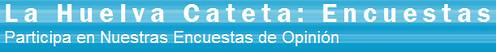 Encuestas La Huelva Cateta