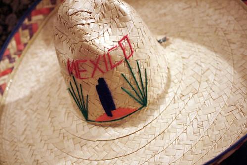 sombrero from mexico by (nutmeg).